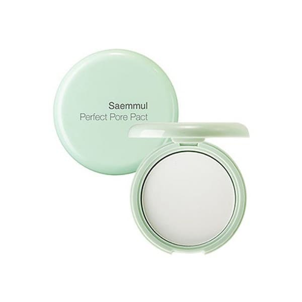 Компактная пудра для кожи с расширенными порами THE SAEM Saemmul Perfect Pore Pact